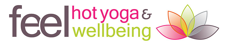 Feel Hot Yoga and Wellbeing Logo